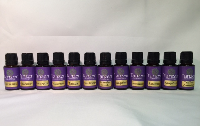Tanzen Essential Oil Basic Set