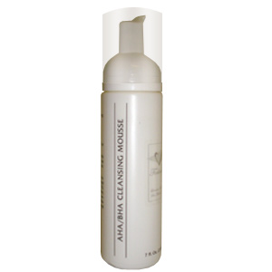 AHA/BHA Cleansing Mousse